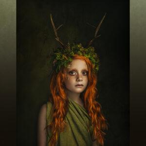 The Deer Queen